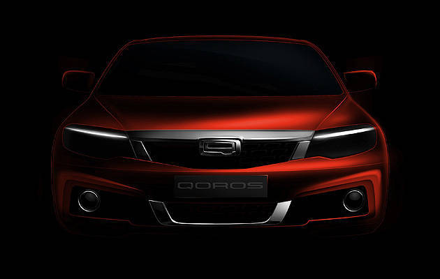 TopGear.com.ph Philippine Car News - Qoros' second production model to make its debut in 2014 Geneva Motor Show