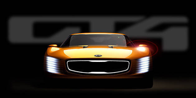 TopGear.com.ph Philippine Car News - Kia teases us with its RWD turbocharged concept sports car