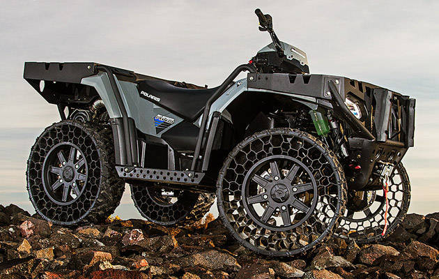 Polaris Sportsman WV850 HO