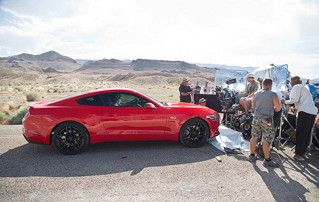 TopGear.com.ph Philippine Car News - All-new Ford Mustang to make its film debut in 'Need For Speed'