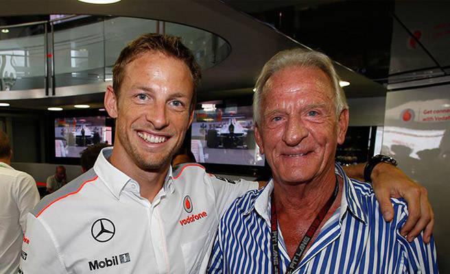 John Button, father of F1 champ Jenson button, passes away