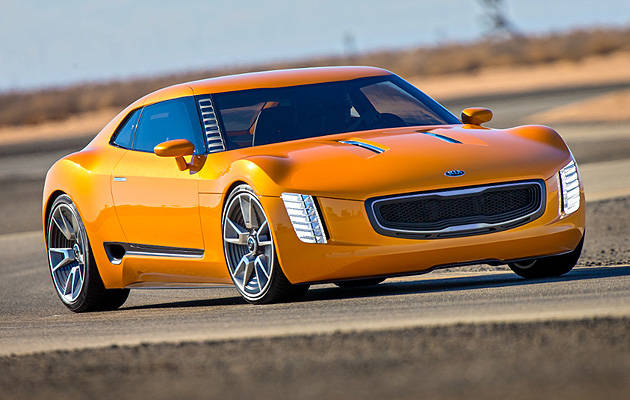 TopGear.com.ph Philippine Car News - NAIAS 2014: Kia lets its sporting intentions known with GT4 Stinger Concept