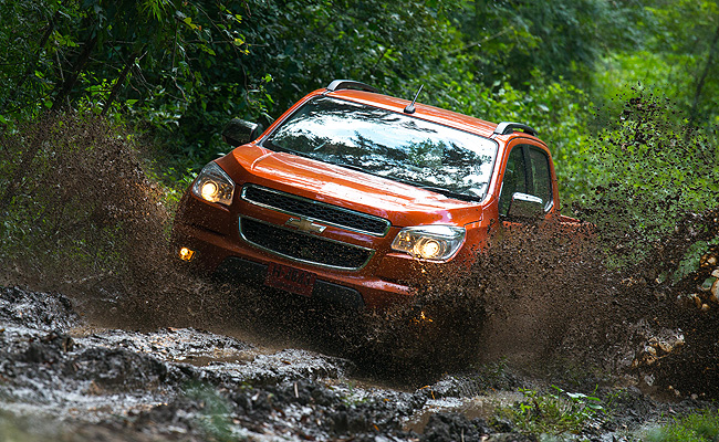 TopGear.com.ph Philippine Car News - More powerful Chevrolet Colorado now on sale but still at the same price