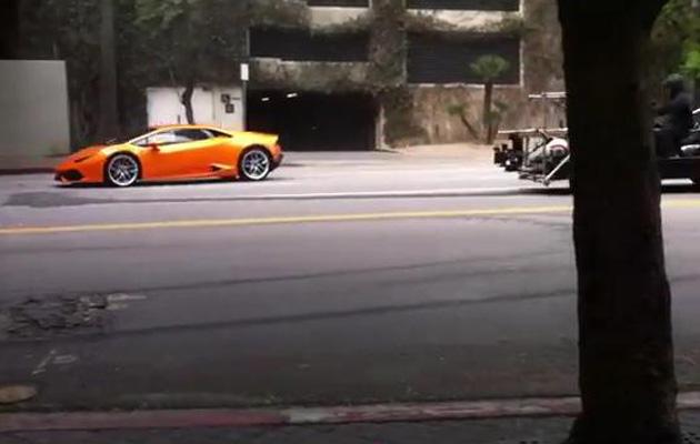 TopGear.com.ph Philippine Car News - Video: Watch the Lamborghini Huracan go sideways on a city street