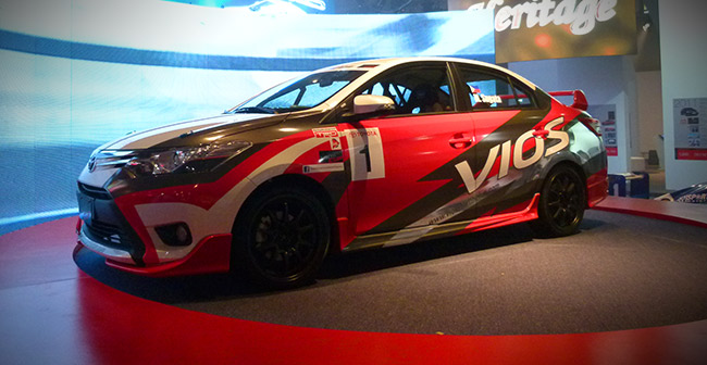 Are you ready for the Vios Cup in the Philippines?