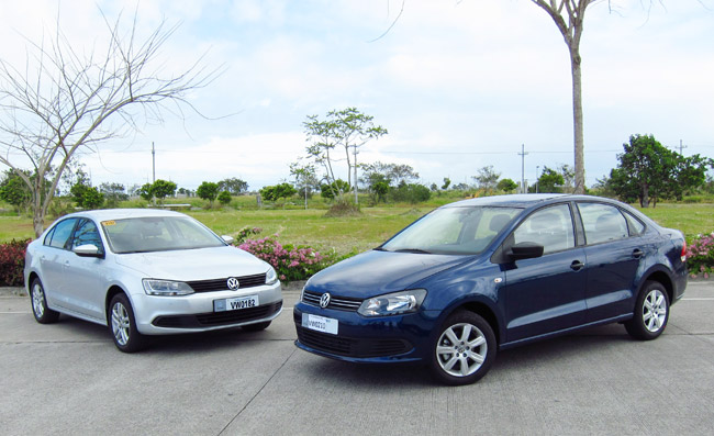 Volkswagen Jetta and Polo Notch
