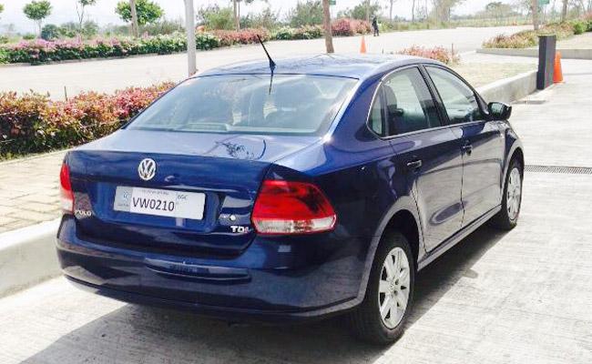 Volkswagen Polo Notch