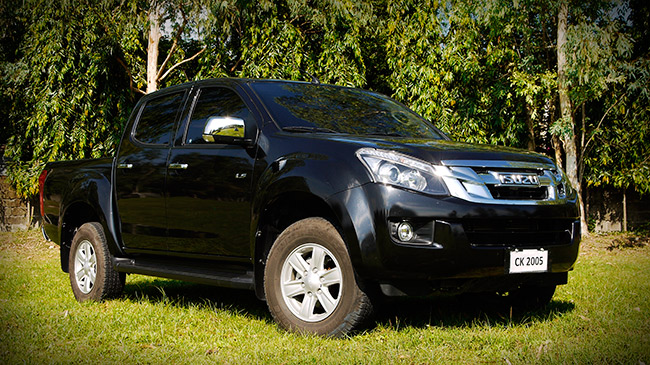 Isuzu D-Max LS 4x2 MT: review, price, specs, performance