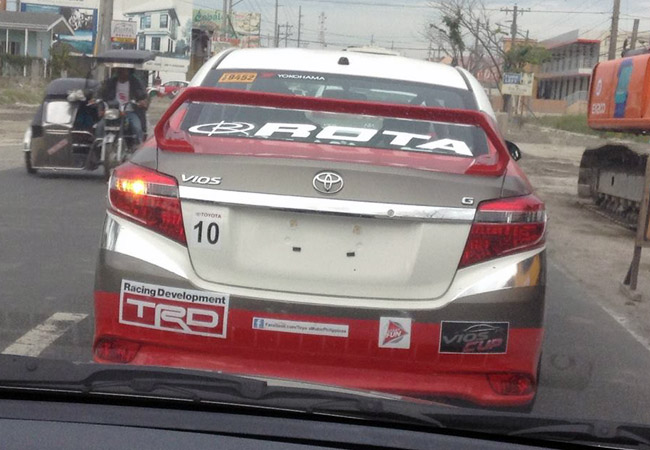 Toyota Vios Cup