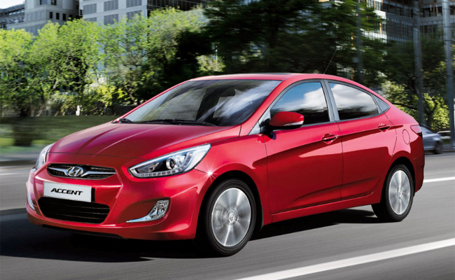 Hyundai Diesel Cars New Prices For Diesel Powered Accent