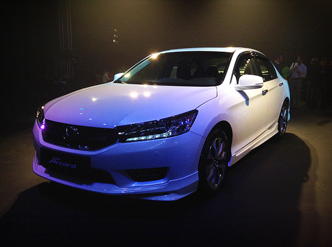 All-new Honda Accord now available in the Philippines