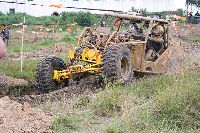 Maxxis 4x4 Cup Leg 1 successfully staged in Cebu