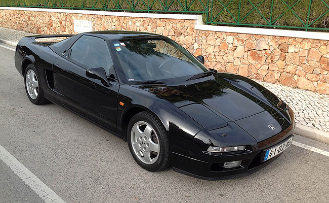 Honda NSX owned by Formula 1 world champ Ayrton Senna to be auctioned off