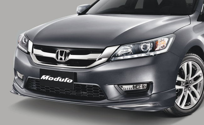 These Modulo Accessories Can Make Your New Honda Accord