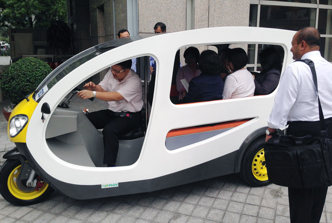 TECO e-trike