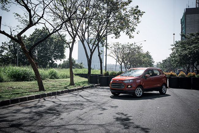 All-new Ford EcoSport launched in the Philippines