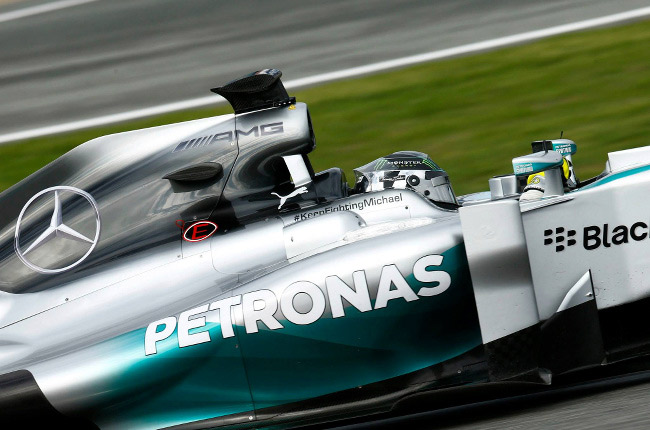 Michael Schumacher being gradually brought out of sedation
