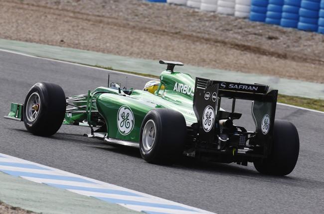 2014 Formula 1 testing