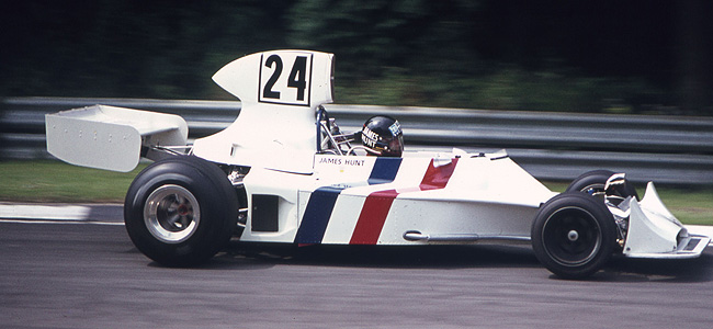 TopGear.com.ph Philippine Car News - James Hunt's first Formula 1-winning car to be auctioned off