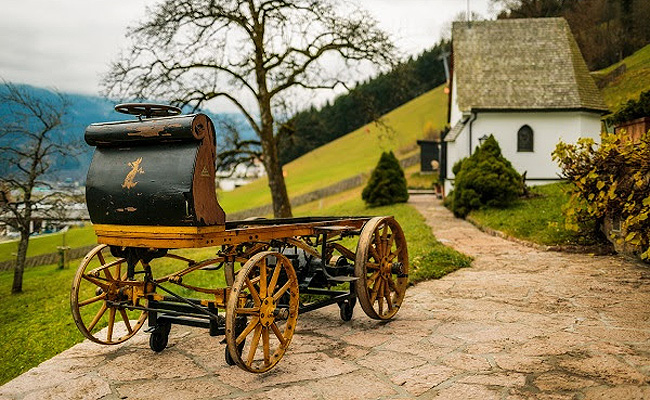 TopGear.com.ph Philippine Car News - Porsche Museum to exhibit very first Ferdinand Porsche-designed car