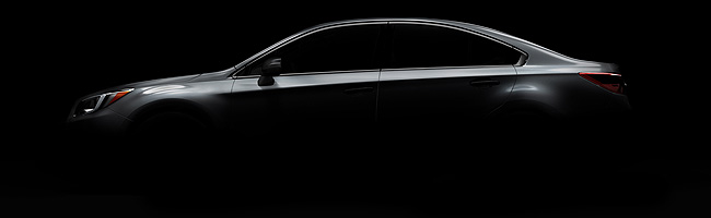 TopGear.com.ph Philippine Car News - Subaru gives us a glimpse of the all-new Legacy sedan
