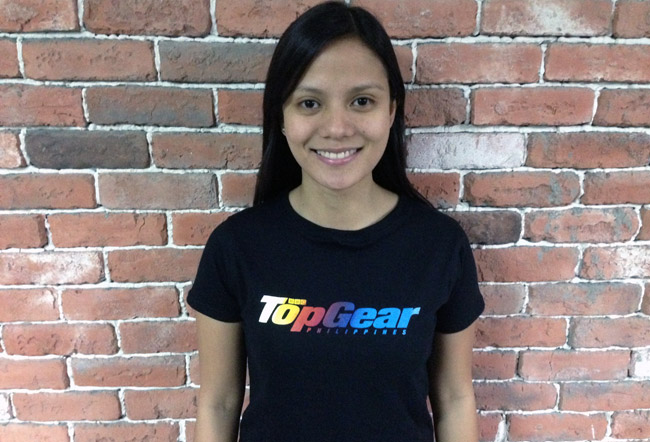 Top Gear Philippines shirt for Yolanda victims