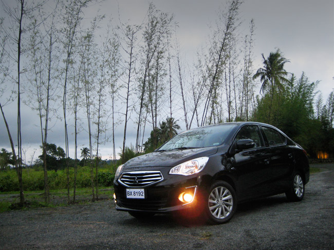 Review: Mitsubishi Mirage G4 GLS MT in the Philippines