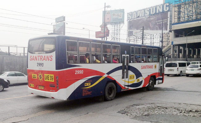 TopGear.com.ph Philippine Car News - Solon wants bus companies to be ISO-certified