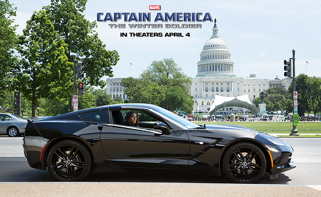 TopGear.com.ph Philippine Car News - Guess what the Black Widow's car is in Captain America: The Winter Soldier