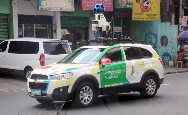 Have You Seen Google Ph S Street View Cars Driving Around Your Area