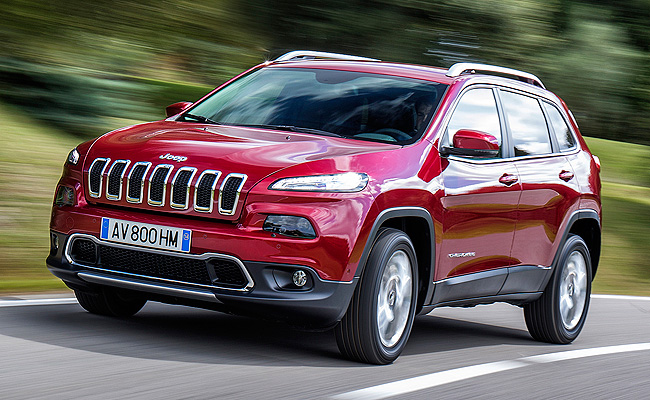 TopGear.com.ph Philippine Car News - Diesel-powered Jeep Cherokee to debut at Geneva Motor Show