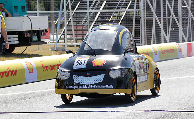TopGear.com.ph Philippine Car News - Shell Eco-marathon Asia 2014 officially commences in Quirino Grandstand