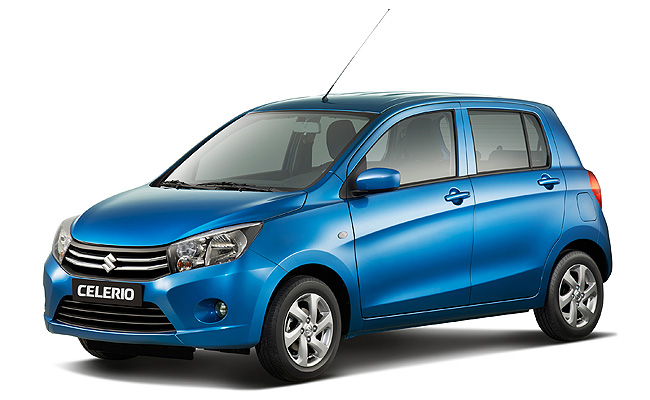 TopGear.com.ph Philippine Car News - All-new Suzuki Celerio launched at 2014 New Delhi Auto Expo