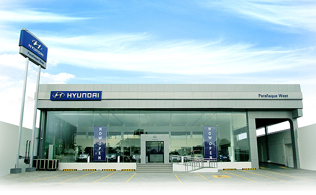 TopGear.com.ph Philippine Car News - Hyundai Parañaque West formally opens its doors