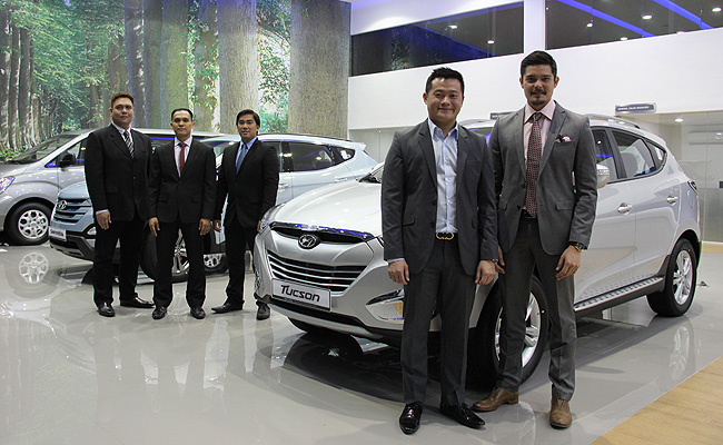 Hyundai Parañaque West dealership formally opens its doors