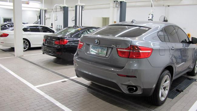 Autoallee BMW