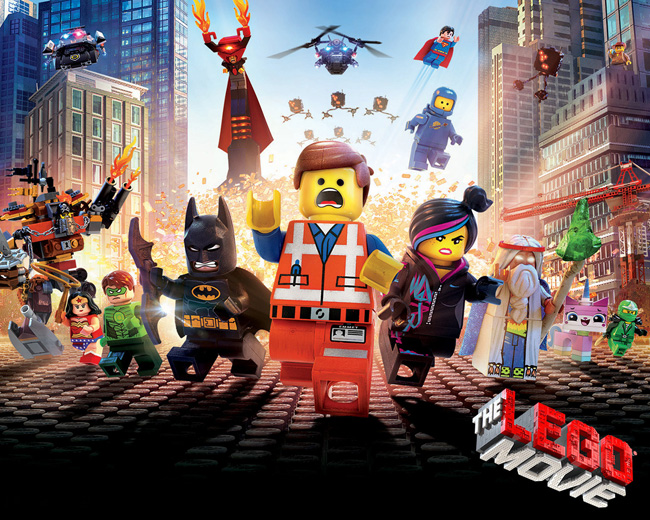 The Lego Movie review: Everything can be awesome