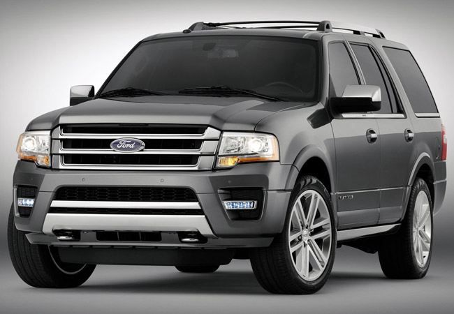 Ford Expedition Receives Cosmetic Makeover EcoBoost Engine