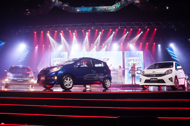 Toyota Wigo officially launched in the Philippines