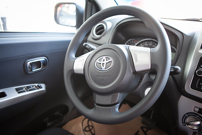 Toyota Wigo: waku-doki for the Philippine masses