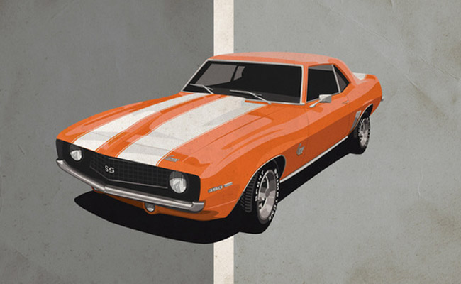 Dodge Dart Philippines >> That dude who made the poster of movie cars? He made these ...