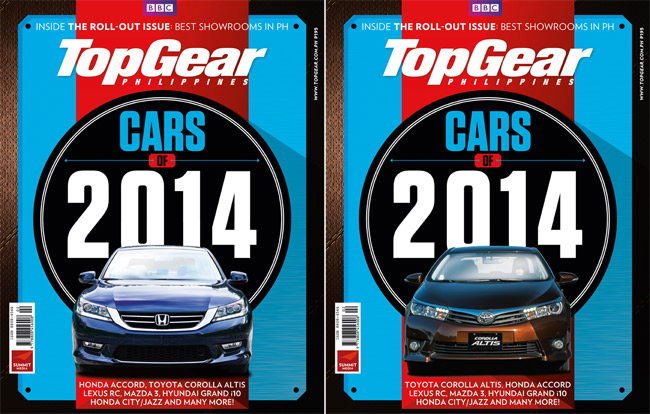 Let the Top Gear Philippines' Roll-Out Issue be your car-shopping guide this year