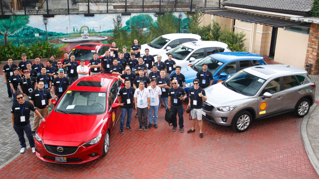 Mazda Philippines runs part 2 of the Skyactiv Experiment