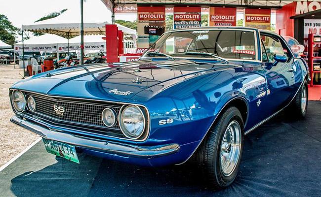 Clark International Motor Show