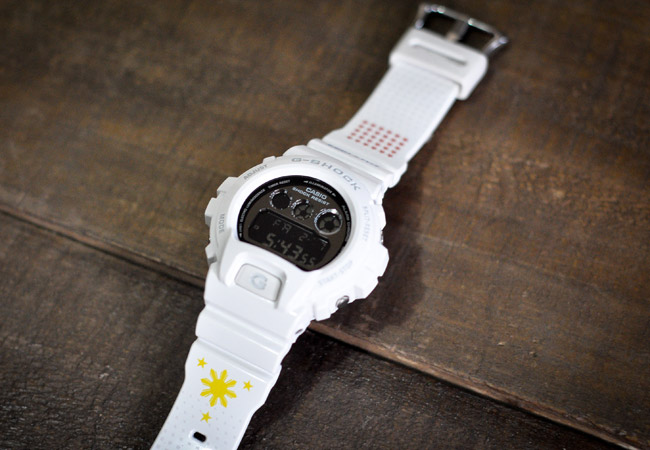 Casio G-Shock Manila Edition