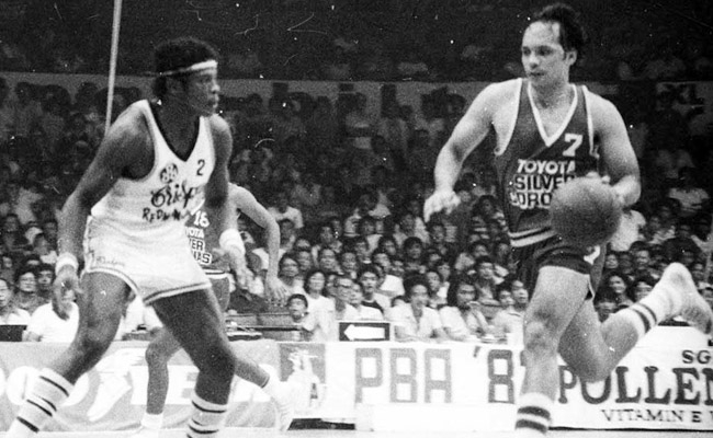 Robert Jaworski and Toyota