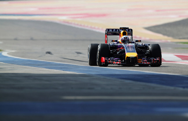 Some hope for Red Bull at the final Formula 1 preseason test