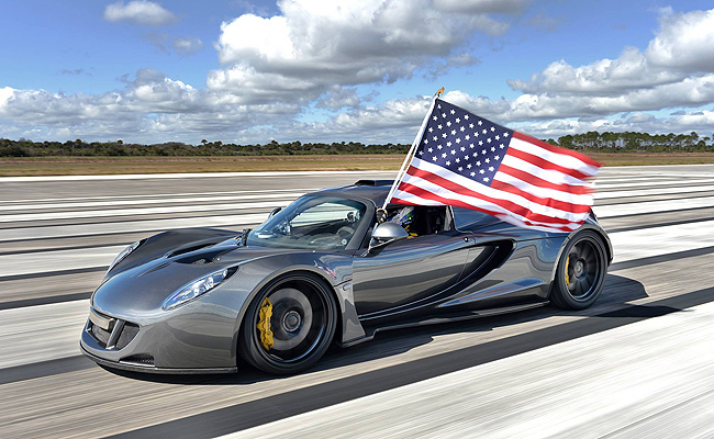 TopGear.com.ph Philippine Car News - Hennessey Venom GT lays claim to world land speed record anew