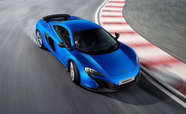 TopGear.com.ph Philippine Car News - McLaren Automotive spills 650S's performance figures