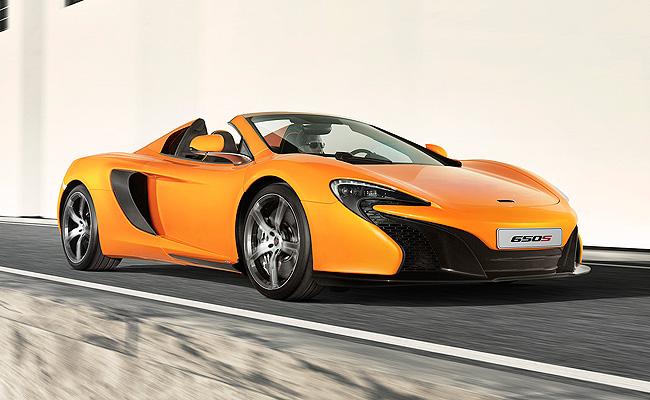TopGear.com.ph Philippine Car News - Geneva Motor Show: McLaren Automotive shows off 650S Spider